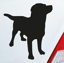 Autoaufkleber Sticker Labrador Labbi Retriever Dog Hund Aufkleber Auto 812