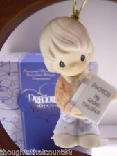 Precious Moments Ornament GRANDMOTHER ~ 2008 810028 NIB * FREE USA SHIP