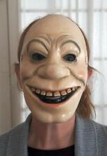 Halloween Mask Costume Old Smiley Face Boy Girl Women Mens