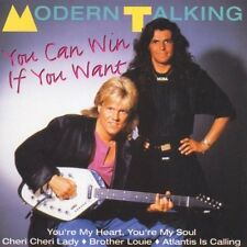 Modern Talking You can win if you want (compilation, 16 tracks) [CD]
