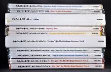 Frank ZAPPA Complete JAPAN 9000 Series Mini LP CDx2 Orig '04 VACK-9001 thru 9010