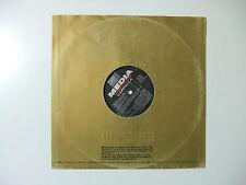 """Cappella – I Need Your Love-Disco Mix 12"""" Vinile ITALIA 1995 Progressive Trance"""