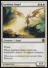 MTG SUNBLAST ANGEL FOIL EXC - ANGELO DELL'ESPLOSIONE SOLARE - SOM - MAGIC