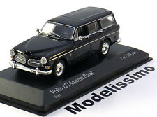 1:43 Minichamps Volvo 121 Amazon Break 1966 black