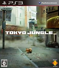 PS3 Tokyo Jungle PlayStation 3 Japanese ver