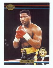"""MERCILESS"" RAY MERCER - Boxing Trading Card - 1991 Ringlords"