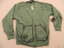 M55 NEW Men's  BLAC LABEL Grace Bird Eagle Hawk Green Jacket  Men's 2XL