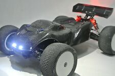 LOSI 1/14 MINI 8IGHT T TRUGGY 2XCFL REAL CARBON FIBER  BODYwith LED LIGHTS