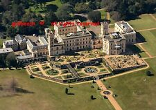 NEW AERIAL PHOTO - Osborne House, Isle Of Wight - A4 Premium Paper