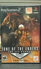 Zone of the Enders: The 2nd Runner (Sony PlayStation 2) COMPLETE