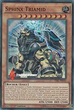♦Yu-Gi-Oh!♦ Sphinx Triamid (Terre - Rocher) : TDIL-FR030 -VF/SUPER RARE-