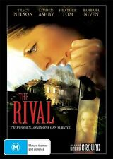 The Rival (DVD) THRILLER two women only one can survive [All Regions] NEW/SEALED