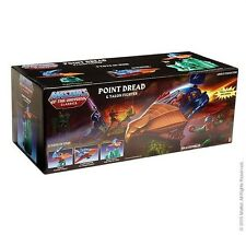 Point Dread Talon Fighter +new TEELA MOTU Masters Universe Classics HE MAN #XMAS