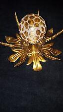 Florentiner Deckenlampe Wandlampe Gold Romantik Shabby Vintage Italienische Art