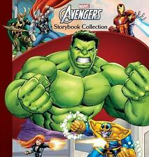 The Avengers Storybook Collection by Marvel Book Group Hardcover Book (English)