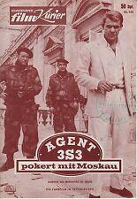Agent 3S3 pokert mit Moskau (MFK 144) - George Ardisson / Frank Wolf