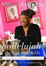 Hallelujah! The Welcome Table: A Lifetime of Memories with Recipes, Angelou, May