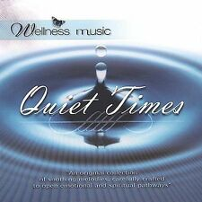 Various Artists,NEW Relaxation CD,Wellness Music: Quiet Times