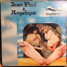 JEAN PAUL & ANGELIQUE • Jean Paul & Angelique • Vinile LP • NUOVO SIGILLATO