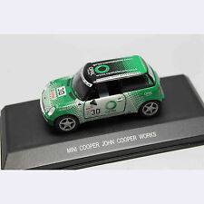 1:43 Car Model 80003 MINI COOPER JOHN COOPER WORKS - OPAL
