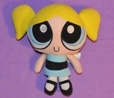 Vintage 1999 Cartoon Network The Powerpuff Girls Bubbles Plush Stuffed Toy Doll