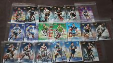 ~*LOT OF126 HANDSIGNED*~2012 CHAMPIONS CARDS~*~ + COA
