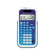 Texas Instruments TI-34 MultiView Scientific Calculator - TI34MULTIV