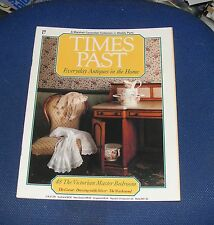 TIMES PAST ISSUE NO.48 - THE VICTORIAN MASTER BEDROOM