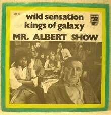 "MR ALBERT SHOW Wild sensation (LISTEN) RARE 7"" 1970 prog rock HOLLAND"