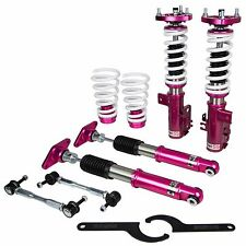 FOR MAZDA MAZDA3 14-15 BM GODSPEED MONOSS COILOVER SUSPENSION KIT CAMBER PLATE