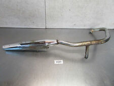 G HONDA REBEL CMX 250 C 1999 OEM  EXHAUST RIGHT PIPE MUFFLER