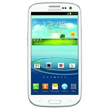 Unlocked Samsung Galaxy S3 III SGH-I747 16GB White AT&T Android Smartphone