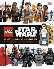 Fachbuch LEGO® Star Wars™ Lexikon der Minifiguren mit exklusiver Figur NEU