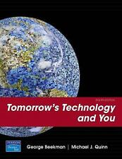Tomorrow's Technology and You : Introductory by George Beekman and Michael J....