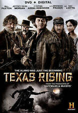 Texas Rising (DVD, 2015, 3-Disc Set)~~SUPER SERIES~~~LOW LOW BID AND SHIPPING~~~
