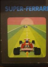 Super-Ferrari Atari VCS 2600 (Modul - Blue Label)