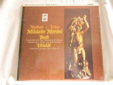 NATHAN MILSTEIN Erica Morini Bach Vivaldi 180 gram vinyl NEW SEALED LP