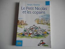 LE PETIT NICOLAS ET LES COPAINS - SEMPE / GOSCINNY - FOLIO JUNIOR