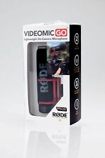 Rode VideoMic GO On-Camera Shotgun Microphone VideoMicGo Open Box Warranty