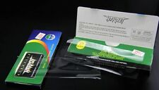 HORNET Cellulose 1 1/4 Natural Rolling Papers 2 Pack Cigarette Smoking Smoke NEW