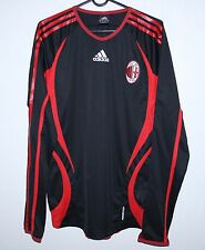 AC Milan Italy training shirt player issue Formotion Adidas