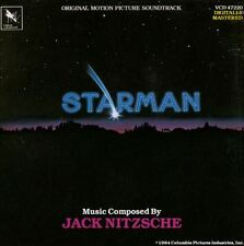 Starman by Original Soundtrack (CD, Oct-1990, VarŠse Sarabande (USA))