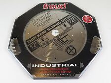 "Freud LU91M012 12"" Thin Kerf Sliding Miter Saw Blade, 72 teeth NEW"