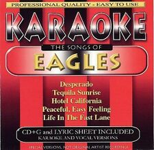KARAKOE - SONGS OF THE EAGLES- LYRICS INCL CD