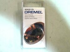 DREMEL 90930-05 CARBON MOTOR BRUSHES FOR ROTARY TOOLS NEW