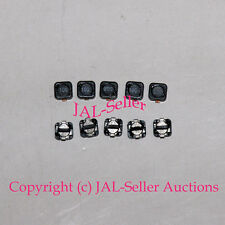 10pcs SMT Power Inductor 10UH .15 - Ohm 1.1Amp 6.2mmx6.6mm
