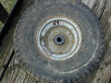 #69 Murray Riding Lawn Mower Front Tire Wheel 15 x 6.00 - 8