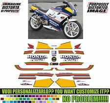 kit adesivi stickers compatibili nsr 125 r sp rothm 1992