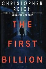 The First Billion, Christopher Reich, Good Book