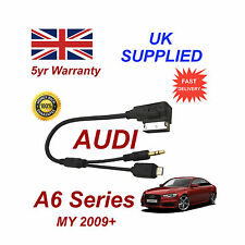 AUDI A6 Series cable For Samsung Galaxy S2 S3 S4 S5 Micro USB AUX 3.5mm Cable sh